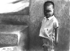 Afican Boy